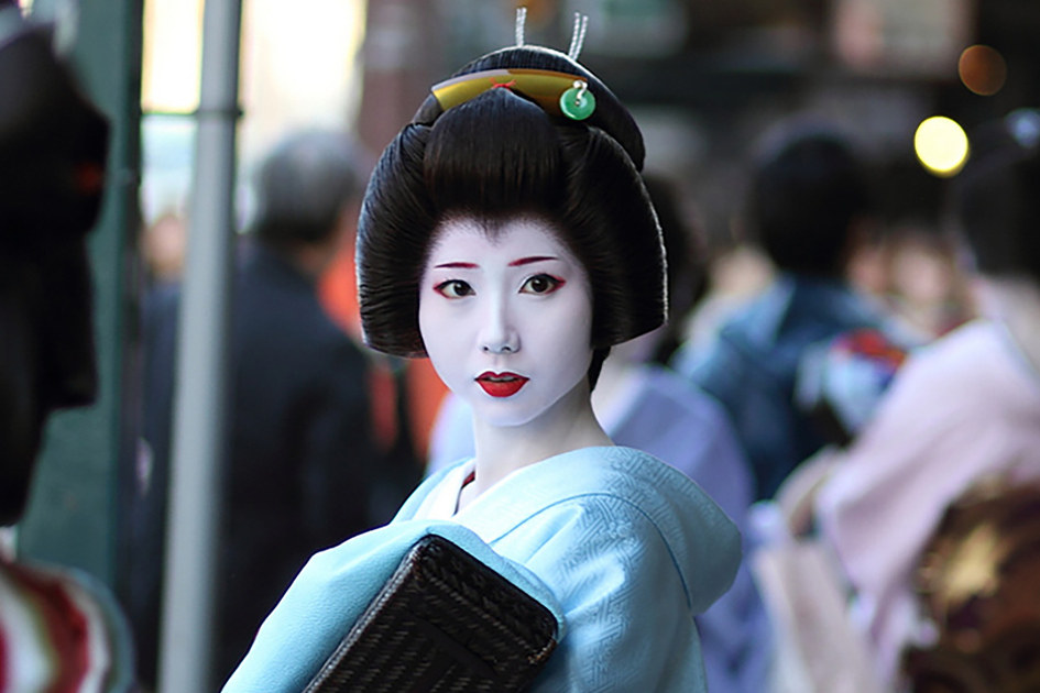 Geisha: Kebenaran Melampaui Fantasi