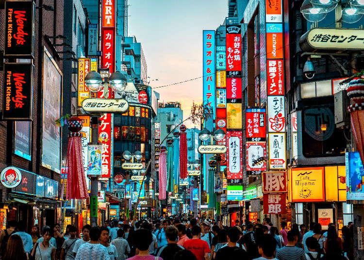 6 Fakta Tentang Populasi Tokyo