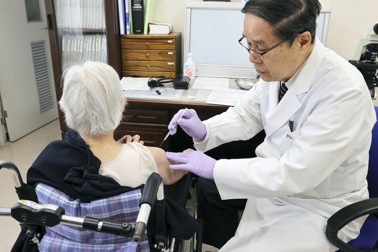 Jepang Menghadapi Gelombang Keempat COVID dan Peluncuran Vaksin yang Lamban