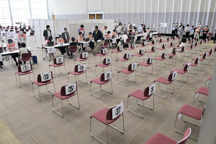 Olimpiade Tokyo Akan Lanjut, dan Acara Ini Akan Lebih Dikompromikan